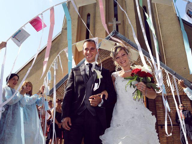 Le mariage de Fabien et Cindy à Wittelsheim, Haut Rhin 10