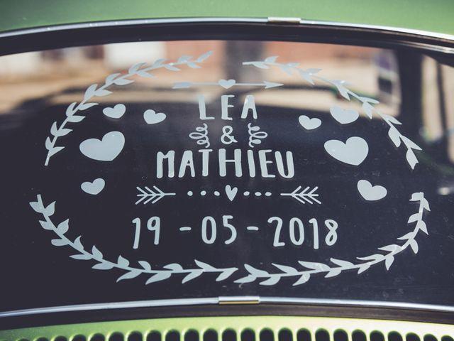Le mariage de Mathieu et Léa à Castelsarrasin, Tarn-et-Garonne 1