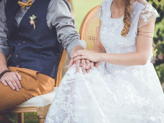 Le mariage de Mathieu et Léa à Castelsarrasin, Tarn-et-Garonne 33