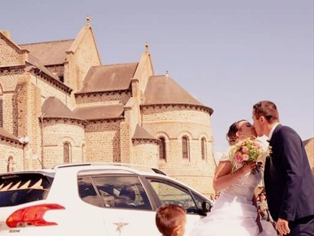Le mariage de Jonathan  et Audrey à Saint-Étienne-en-Coglès, Ille et Vilaine 43