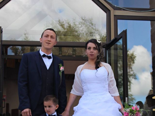 Le mariage de Jonathan  et Audrey à Saint-Étienne-en-Coglès, Ille et Vilaine 44