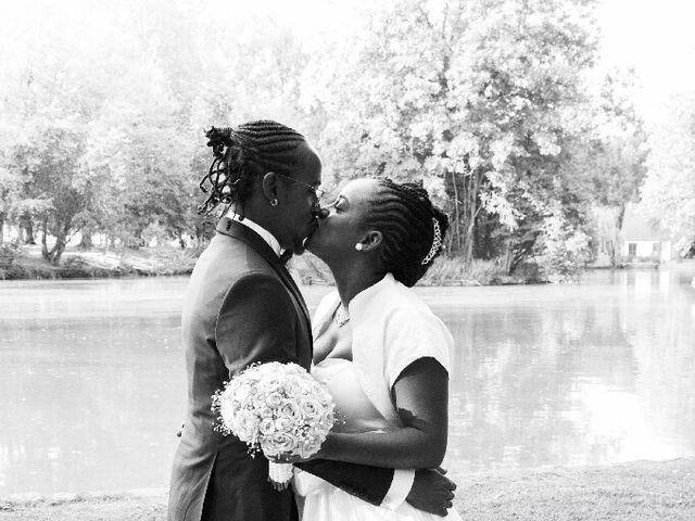 Le mariage de Lionel et Mesmina  à Goussainville, Val-d'Oise 3