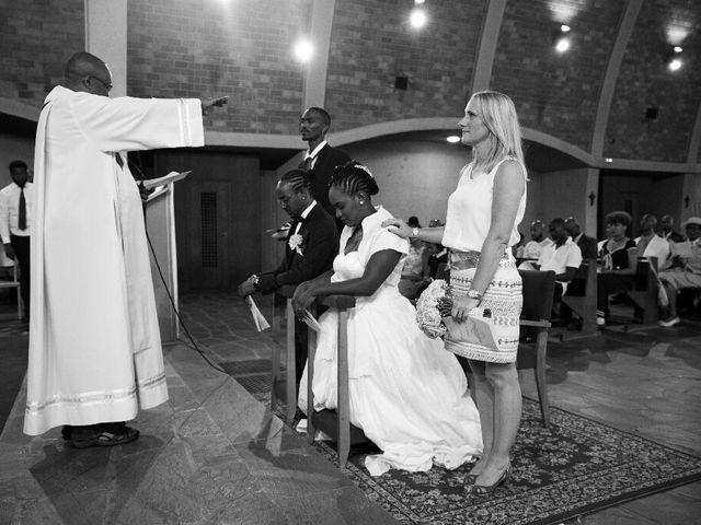 Le mariage de Lionel et Mesmina  à Goussainville, Val-d'Oise 9