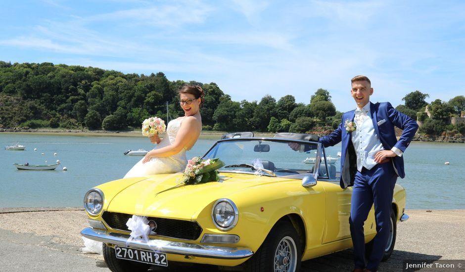 Le mariage de Peryann et Sabrina à Pleudihen-sur-Rance, Côtes d'Armor