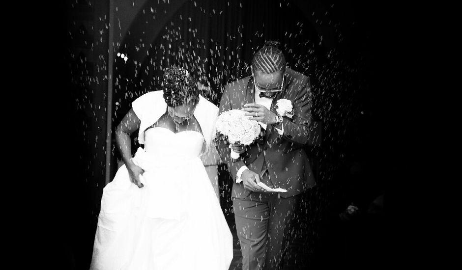 Le mariage de Lionel et Mesmina  à Goussainville, Val-d'Oise