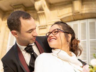 Le mariage de Léa et Omar