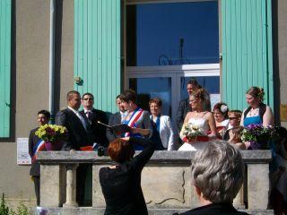 Le mariage de Patrice et Aurore 3
