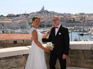 Le mariage de Véronique et Pascal
