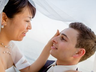 Le mariage de Saeko et Jérôme