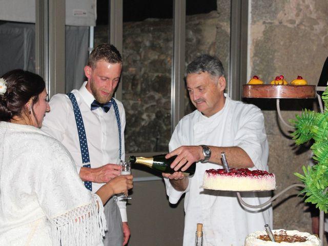 Le mariage de Kenny et Annouk  à Lasalle, Gard 22