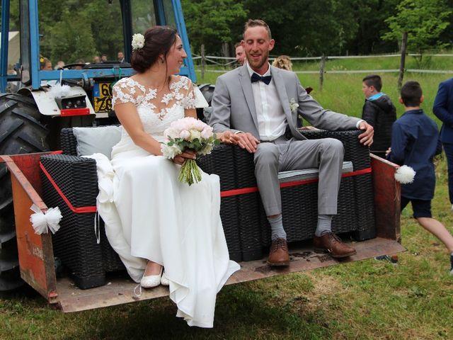 Le mariage de Kenny et Annouk  à Lasalle, Gard 26