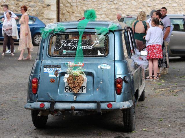 Le mariage de Kenny et Annouk  à Lasalle, Gard 35