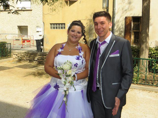 Le mariage de Romain et Aurore à Marguerittes, Gard 3