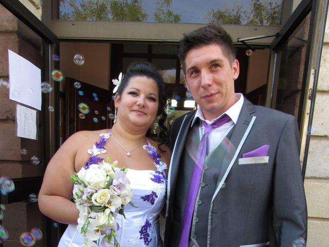 Le mariage de Romain et Aurore à Marguerittes, Gard 8