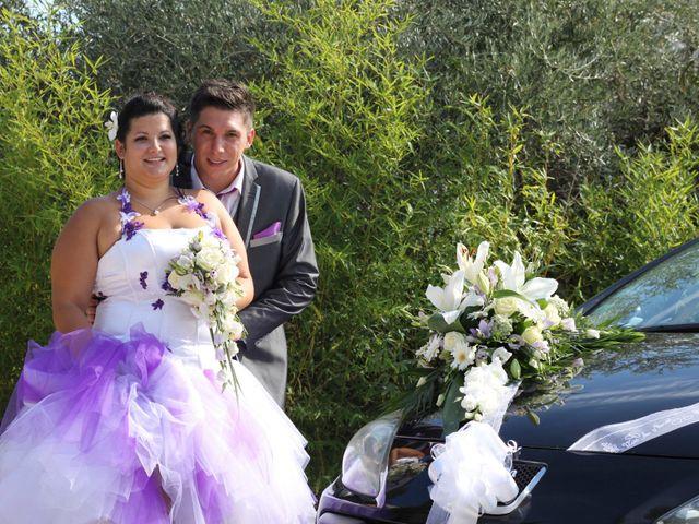 Le mariage de Aurore et Romain