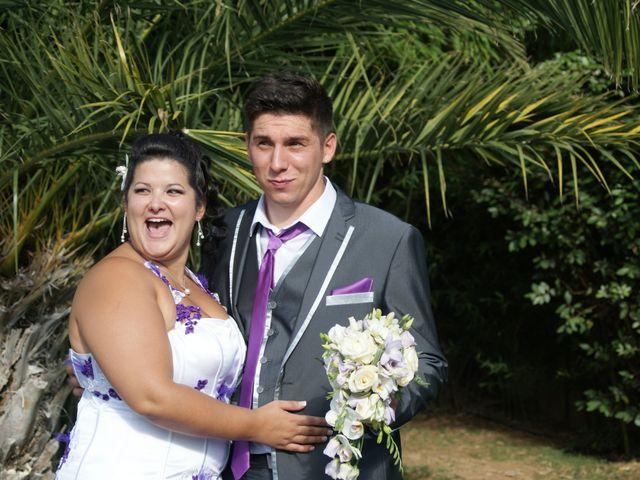 Le mariage de Romain et Aurore à Marguerittes, Gard 11