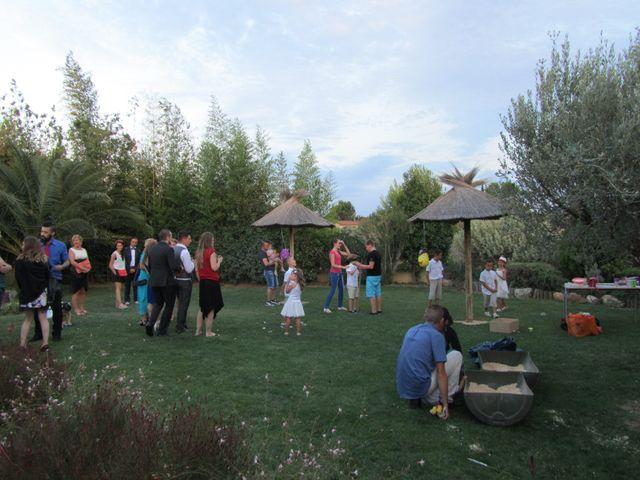 Le mariage de Romain et Aurore à Marguerittes, Gard 20