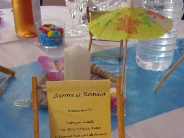 Le mariage de Romain et Aurore à Marguerittes, Gard 28