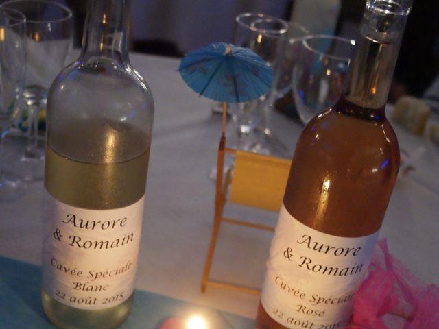 Le mariage de Romain et Aurore à Marguerittes, Gard 33