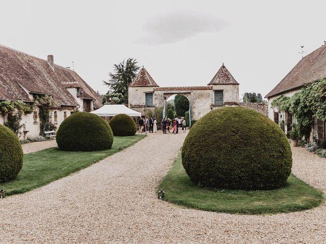 Le mariage de Johann et Laura à Nogent-le-Roi, Eure-et-Loir 49