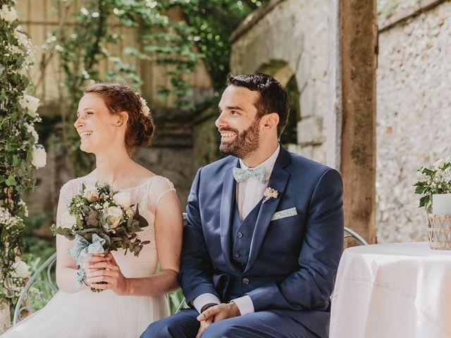 Le mariage de Johann et Laura à Nogent-le-Roi, Eure-et-Loir 52