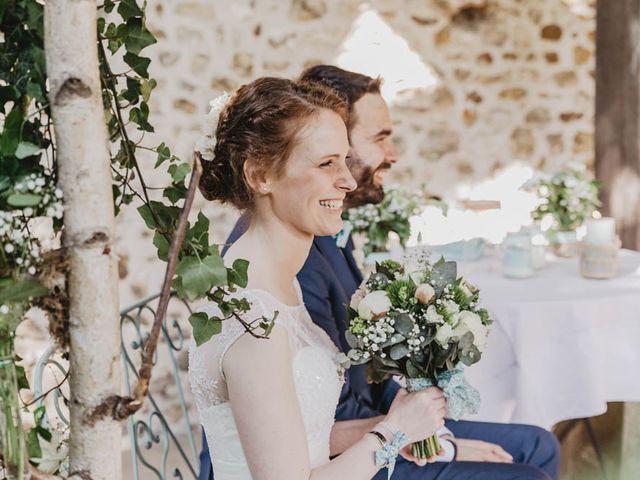 Le mariage de Johann et Laura à Nogent-le-Roi, Eure-et-Loir 54