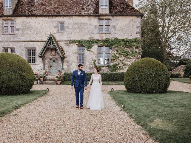 Le mariage de Johann et Laura à Nogent-le-Roi, Eure-et-Loir 69