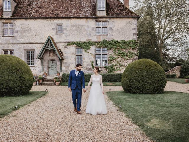 Le mariage de Johann et Laura à Nogent-le-Roi, Eure-et-Loir 70