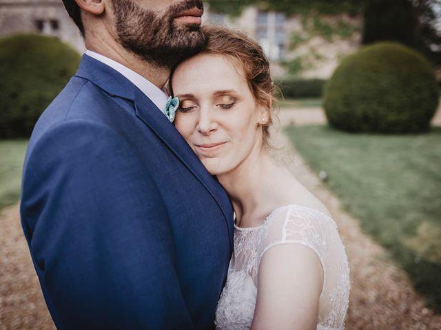 Le mariage de Johann et Laura à Nogent-le-Roi, Eure-et-Loir 1