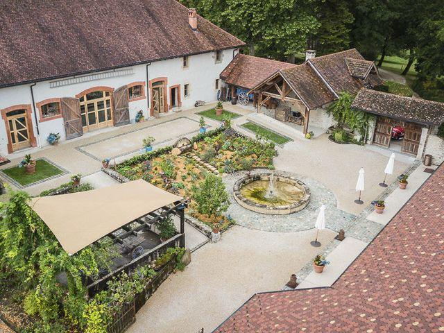 Le mariage de Vincent et Magali à Marigny-Saint-Marcel, Haute-Savoie 4