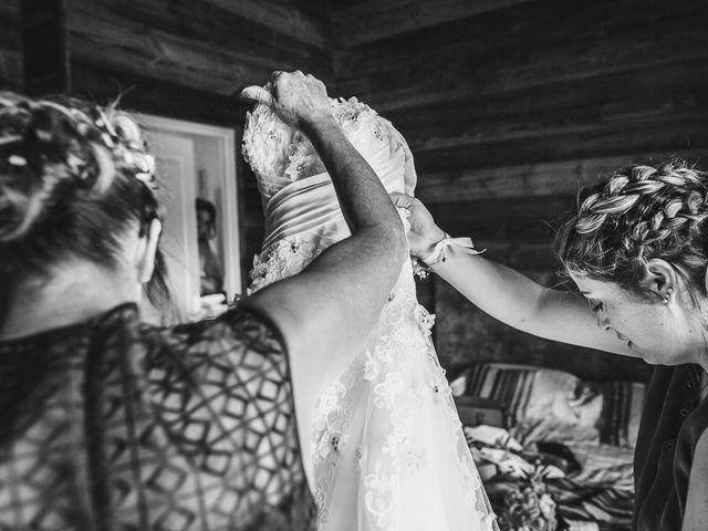 Le mariage de Vincent et Magali à Marigny-Saint-Marcel, Haute-Savoie 14