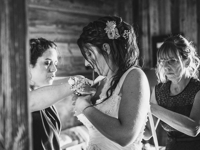 Le mariage de Vincent et Magali à Marigny-Saint-Marcel, Haute-Savoie 15