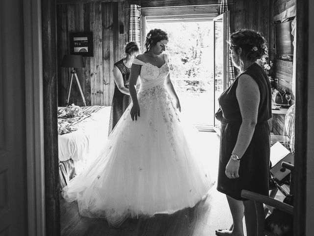 Le mariage de Vincent et Magali à Marigny-Saint-Marcel, Haute-Savoie 17