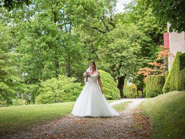 Le mariage de Vincent et Magali à Marigny-Saint-Marcel, Haute-Savoie 21