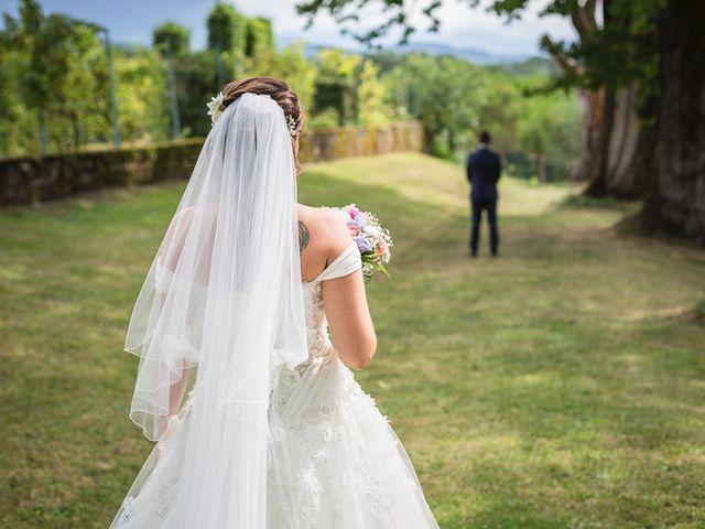 Le mariage de Vincent et Magali à Marigny-Saint-Marcel, Haute-Savoie 22