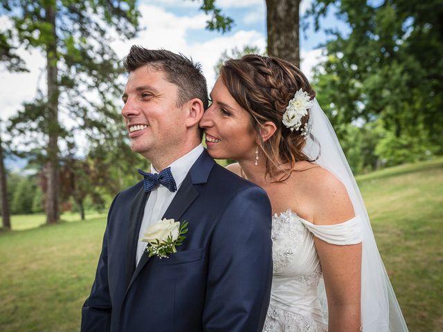 Le mariage de Vincent et Magali à Marigny-Saint-Marcel, Haute-Savoie 23