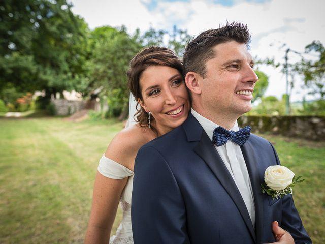 Le mariage de Vincent et Magali à Marigny-Saint-Marcel, Haute-Savoie 25