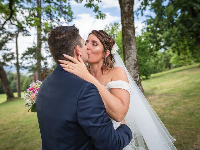 Le mariage de Vincent et Magali à Marigny-Saint-Marcel, Haute-Savoie 26