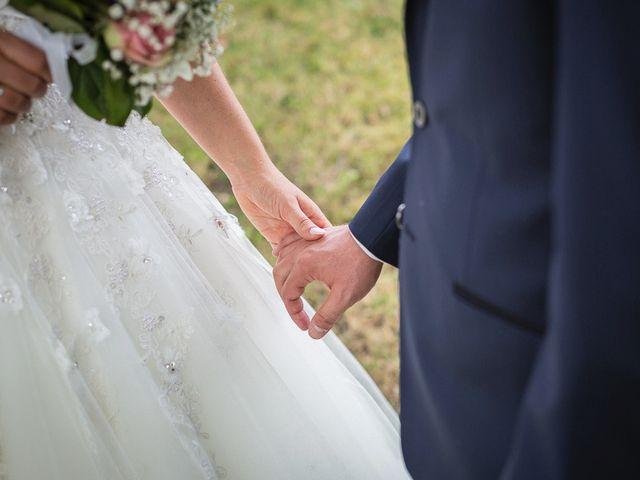 Le mariage de Vincent et Magali à Marigny-Saint-Marcel, Haute-Savoie 27