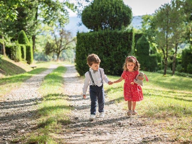 Le mariage de Vincent et Magali à Marigny-Saint-Marcel, Haute-Savoie 31
