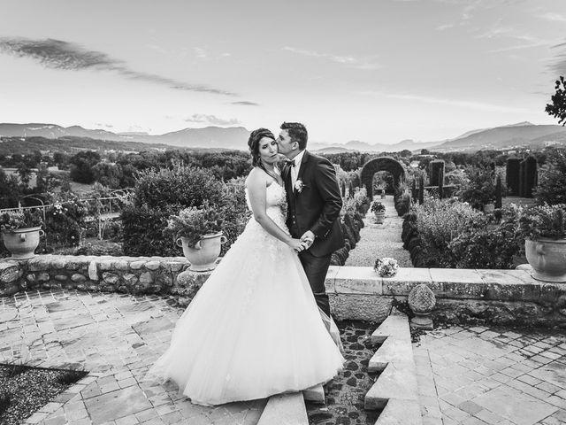 Le mariage de Vincent et Magali à Marigny-Saint-Marcel, Haute-Savoie 1