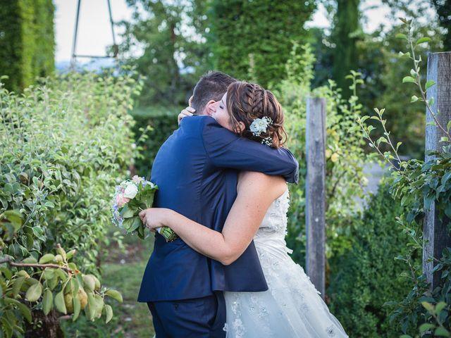 Le mariage de Vincent et Magali à Marigny-Saint-Marcel, Haute-Savoie 2