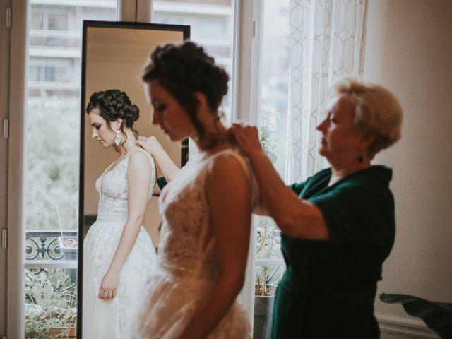 Le mariage de Fabrice et Valeria à Paris, Paris 9