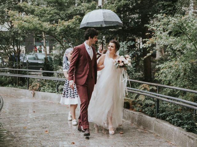 Le mariage de Fabrice et Valeria à Paris, Paris 11
