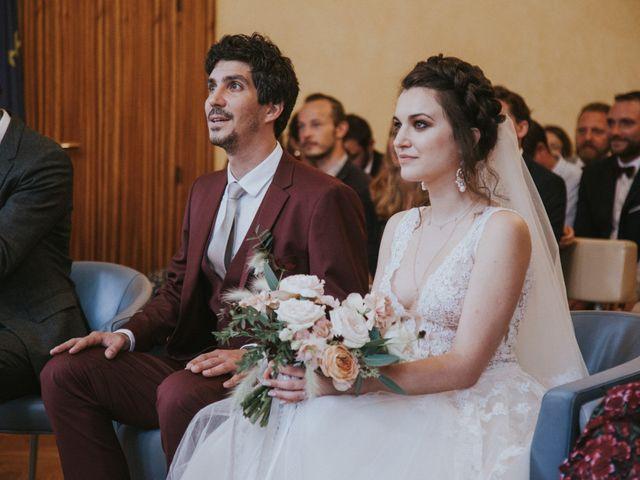Le mariage de Fabrice et Valeria à Paris, Paris 12