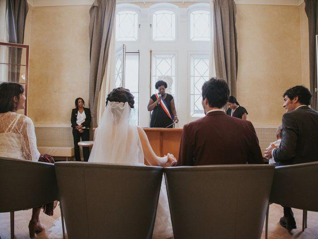Le mariage de Fabrice et Valeria à Paris, Paris 13