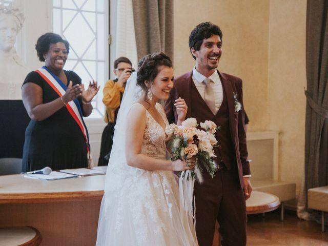 Le mariage de Fabrice et Valeria à Paris, Paris 14