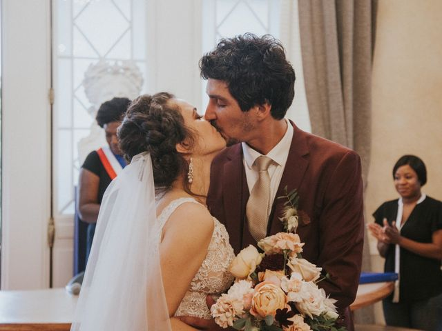Le mariage de Fabrice et Valeria à Paris, Paris 15