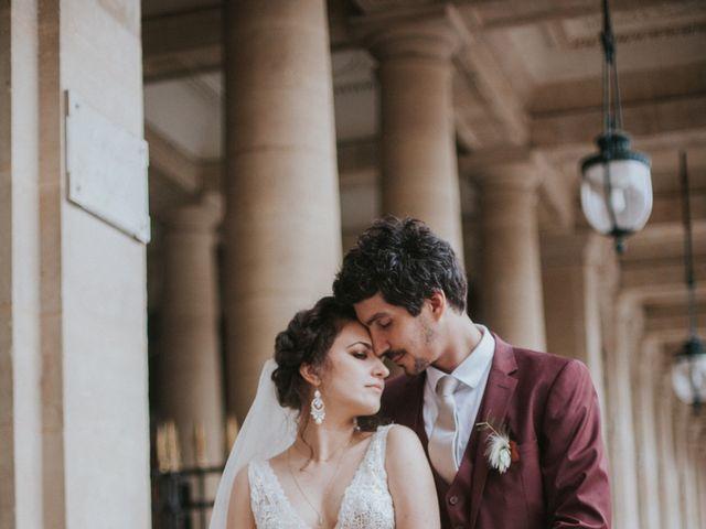 Le mariage de Fabrice et Valeria à Paris, Paris 17