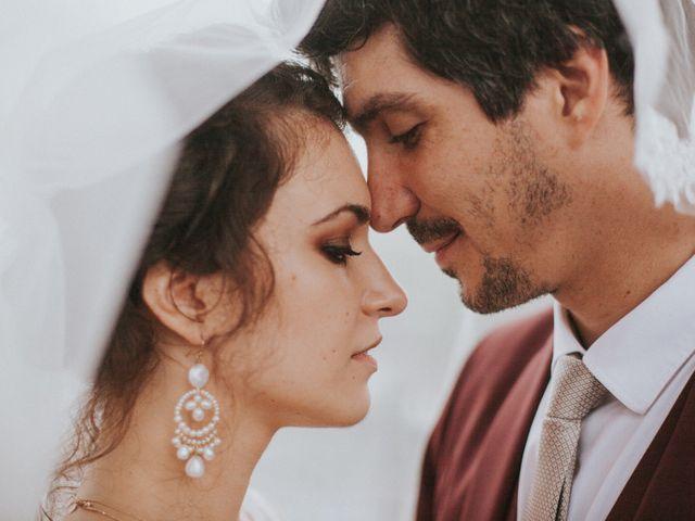 Le mariage de Valeria et Fabrice
